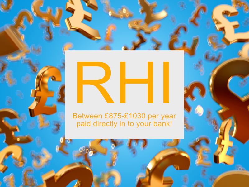 RHI payments for air source heat pumps