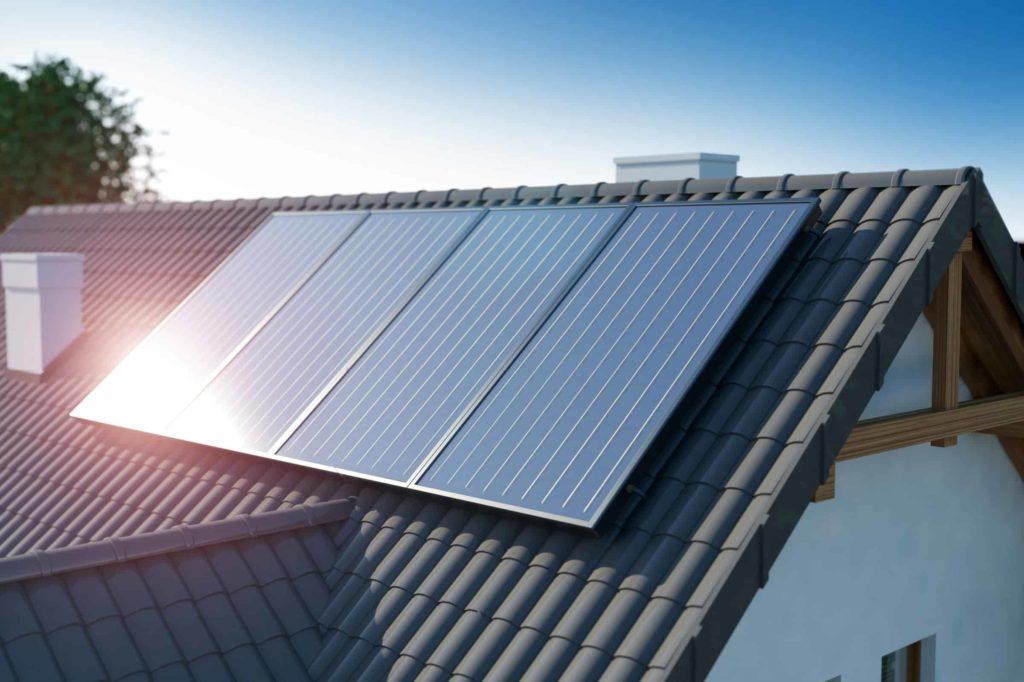 3 Solar PV panels
