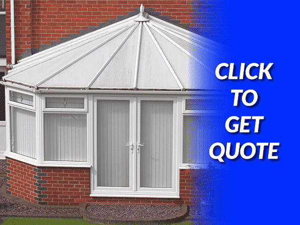 double glazing installation in Parwich