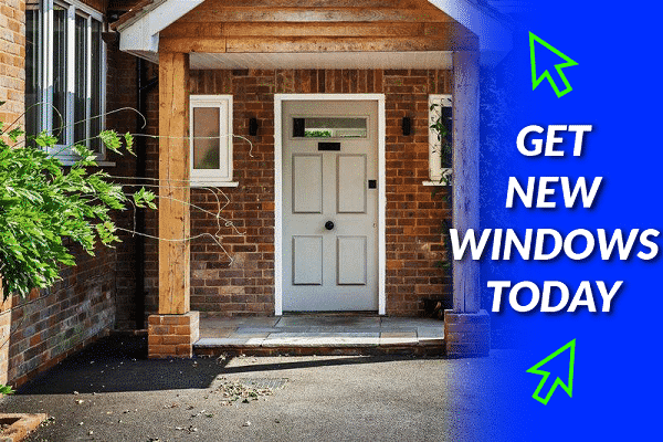 UPVC window installation in Nastend