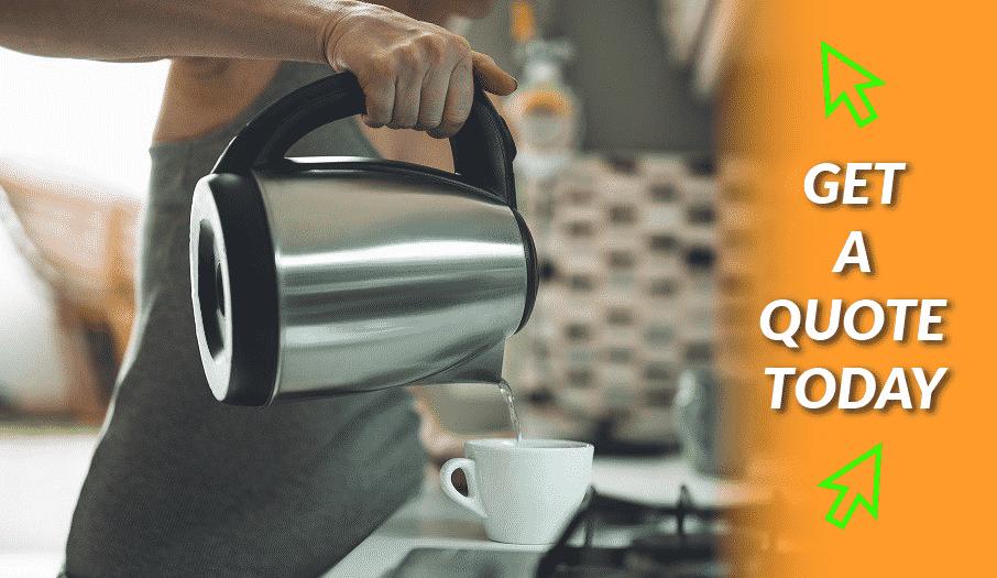 Energy Efficient kettle