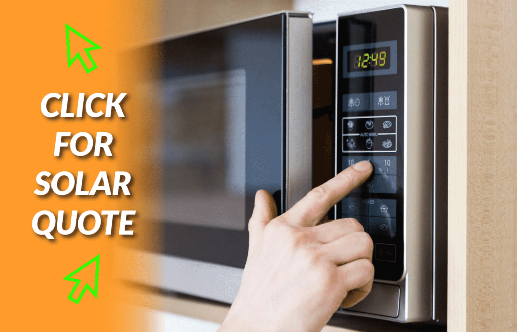 Energy Efficient Microwave